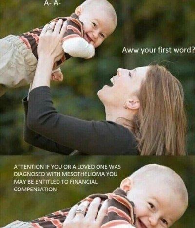 babies first words meme