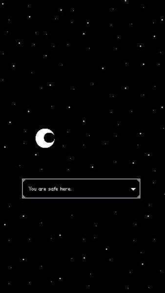 black wallpaper tumblr