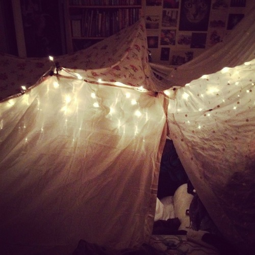 pillow forts  Tumblr