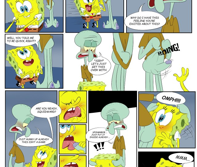 Squidbob Page  Of Blowing The Job Nsfw View On