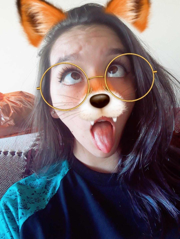 Gabbs — #me #ahegao #animeface #fox #pic