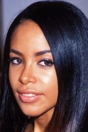 aaliyah's hair