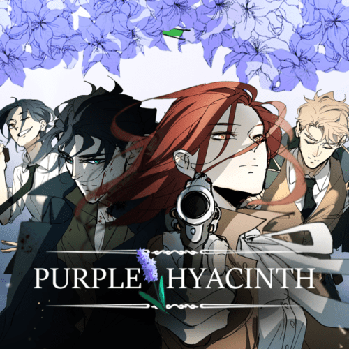 Image result for purple hyacinth webtoon
