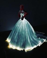 glow in the dark dress | Tumblr