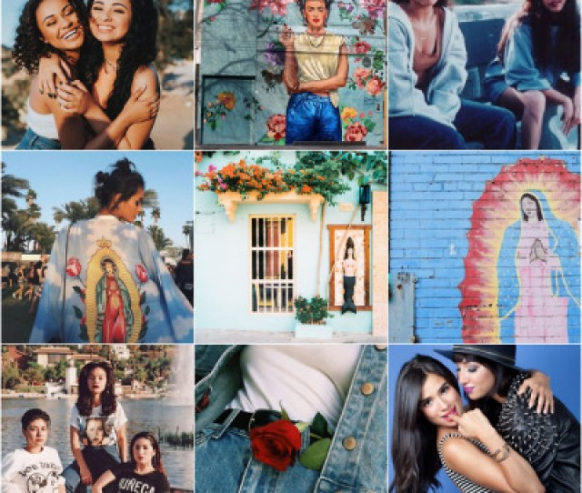 Latina Lesbians Moodboard