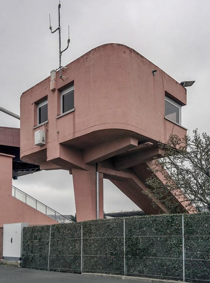Французский бетоносмеситель
