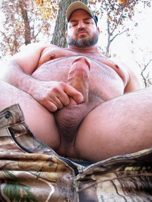 tumblr stocky hairy men