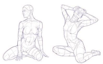 Anime Anatomy Poses Pdf