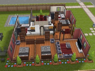story designs sims freeplay