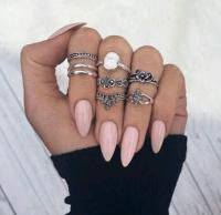 fake nail designs | Tumblr