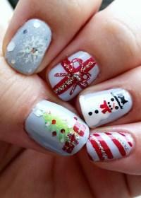 candy-cane-nail-art | Tumblr