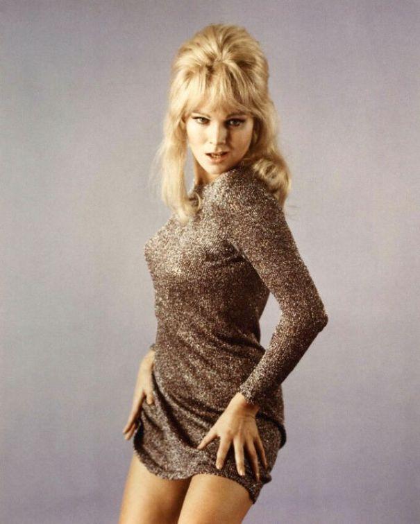 Classic blonde bombshell: 40 glamorous photos of Susan Denberg