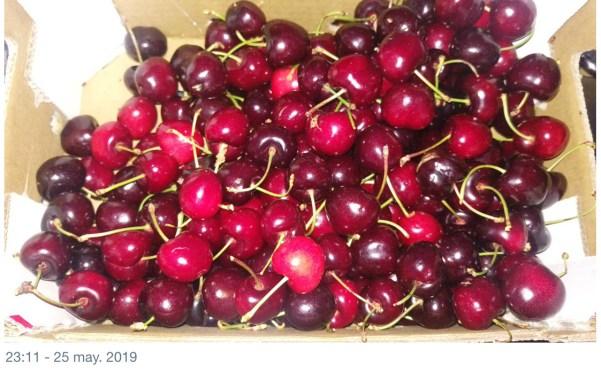 El precio de las cerezas