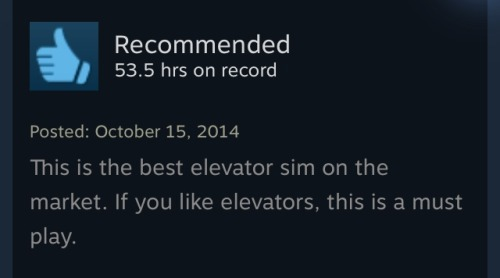 funny steam reviews tumblr