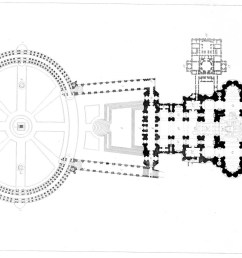 floor plan of saint peter s basilica  [ 1280 x 915 Pixel ]