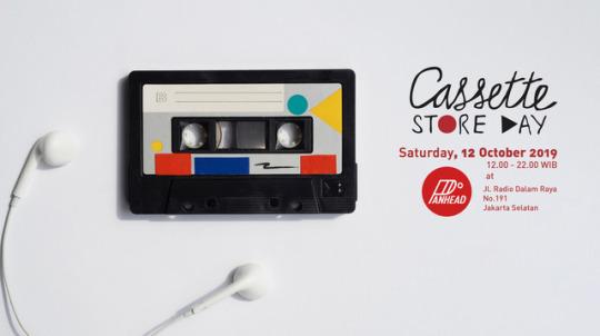 Cassette Store Day Jakarta 2019