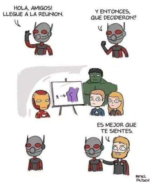 El culo de Thanos