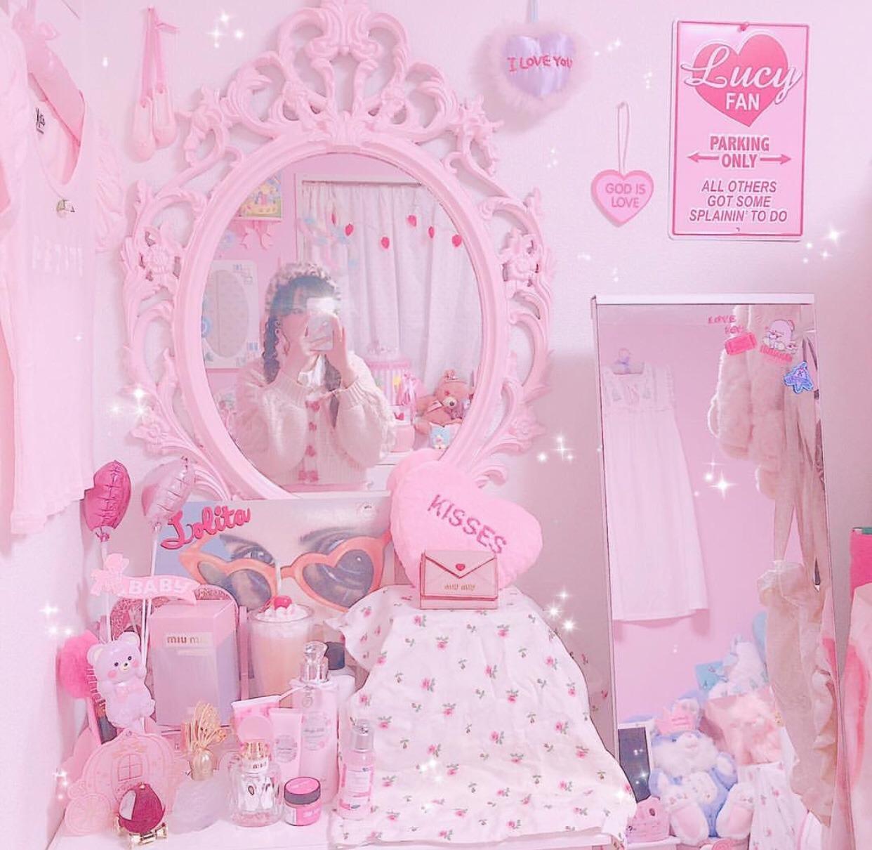 Cute Pastel Kawaii Room Novocom Top