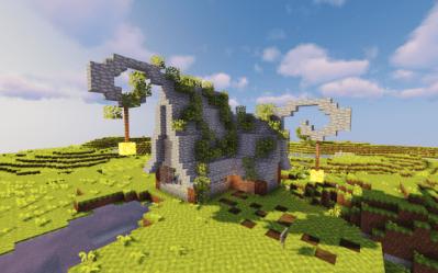 Cottage Minecraft Fairy House