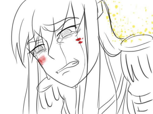 Ending of my KlK/Fate AU in which Ryuko Matou