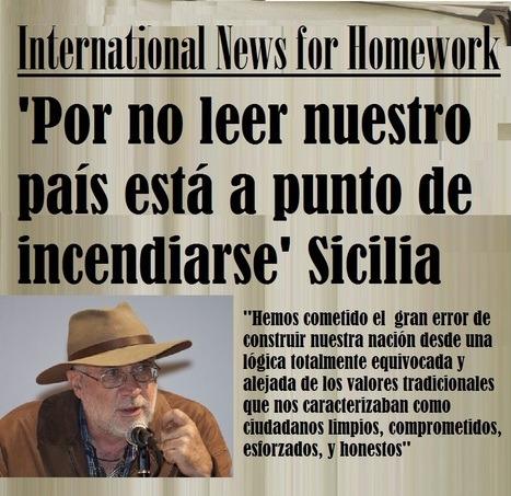 """bilingual-journalists: """"  'Estamos pagando las consecuencias - Nuestra ignorancia es ya asfixiante'  """""""