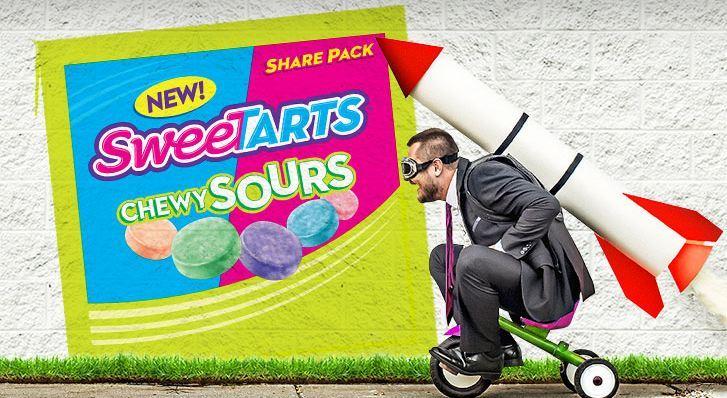 Verizon Media看見數位行銷力 — 雀巢旗下Sweetarts糖果新品問世 靠Tumblr創作者協創的內容行銷創造更高效益