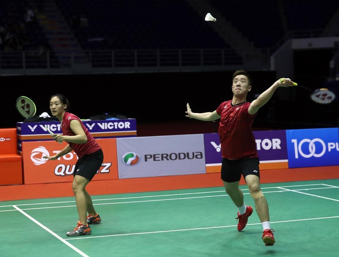 世界前十組合參戰 混雙戰場精彩可期 — 2019 臺北羽球公開賽 | Yahoo奇摩運動