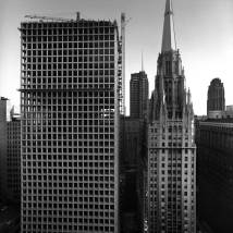 Construction Of Cook County Administration Building