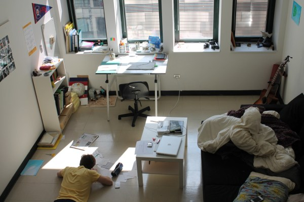 School of the Art Institute of Chicago Dorm Rooms