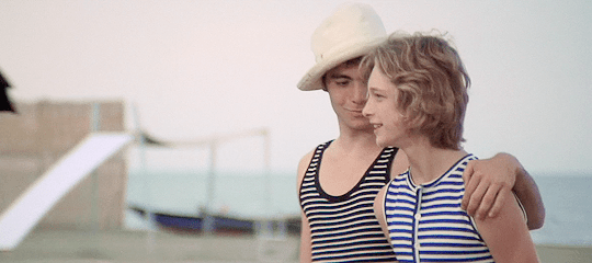Death in Venice, 1971, via Moments of Being