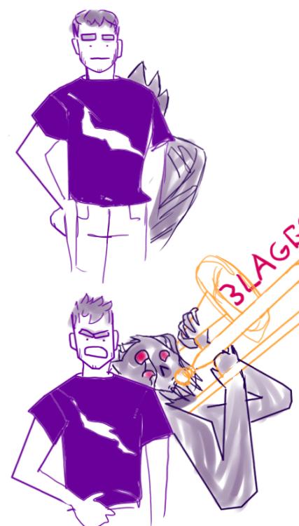 Arrow Smashing Tumblr