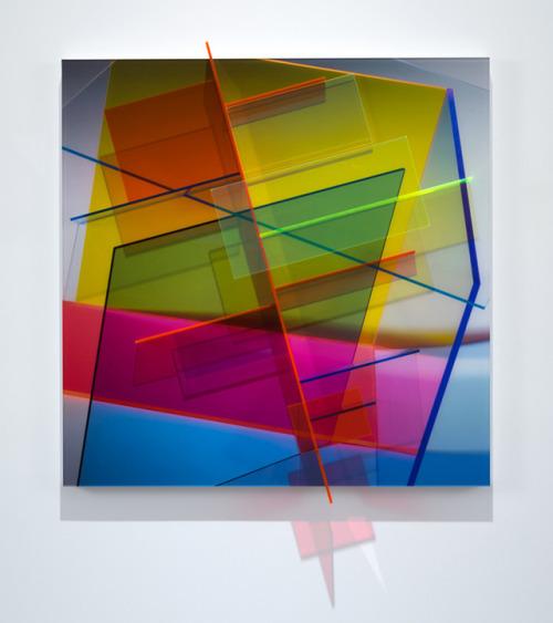tumblr_pgg1e6aCxY1qfc4xho4_500 Barbara Kasten  Bortolami Gallery Contemporary