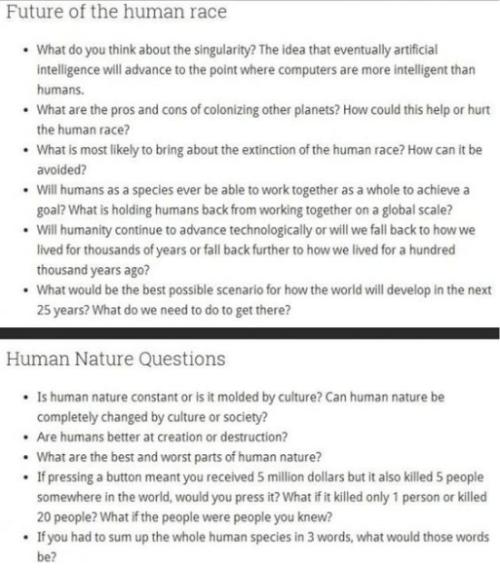 deep conversation topics tumblr