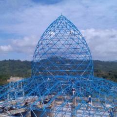Pemasangan Atap Baja Ringan Balikpapan Joseph Veazey Art Jakarta Adalah