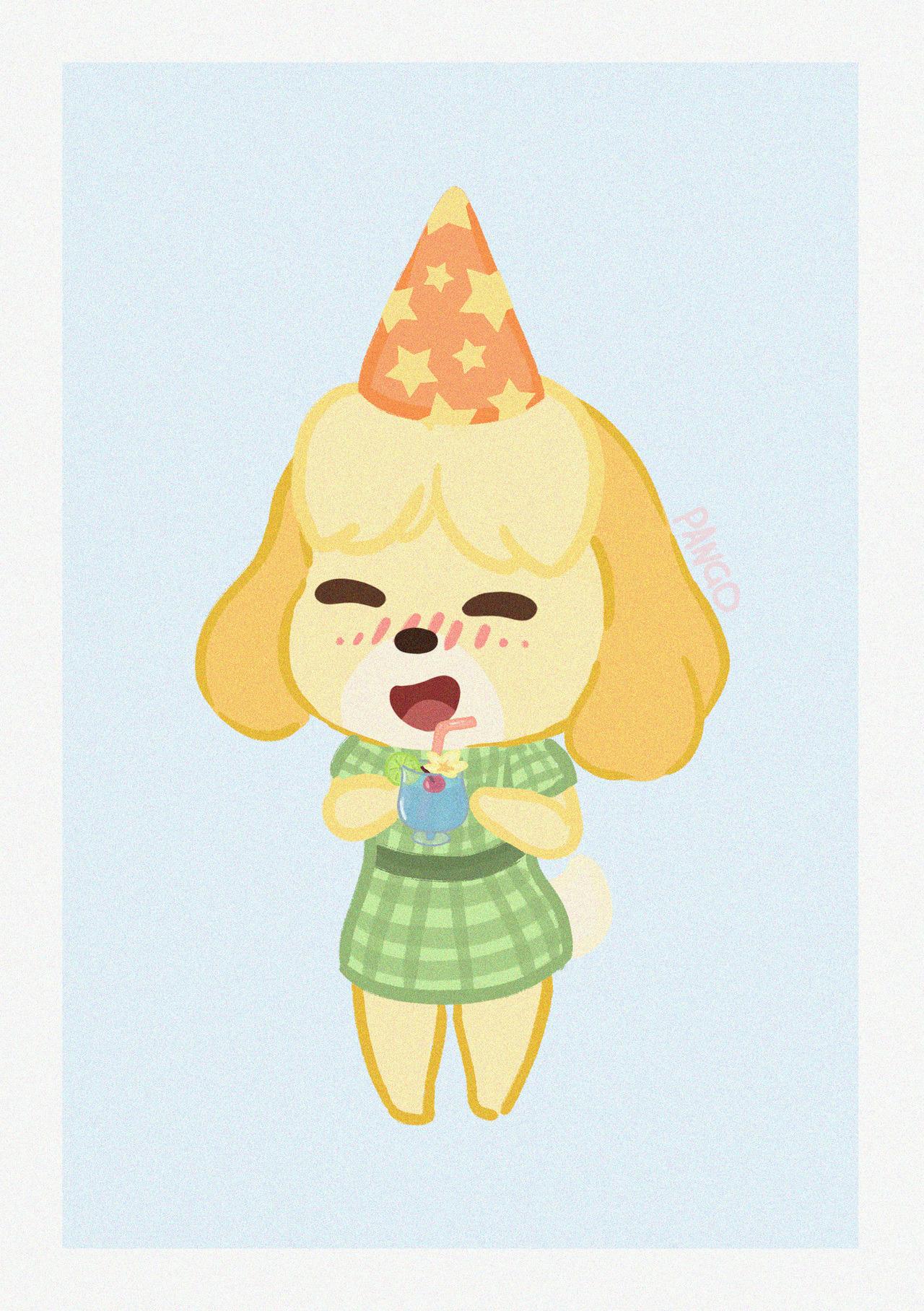 Animal Crossing Fun Times Babypango Vacation Juice