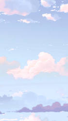 pastel anime scenery purple bnha reblog deviantart wiki