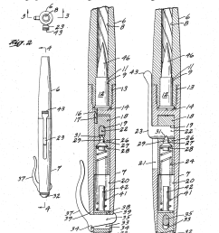 gaylord fountain pen pistol [ 1274 x 1920 Pixel ]