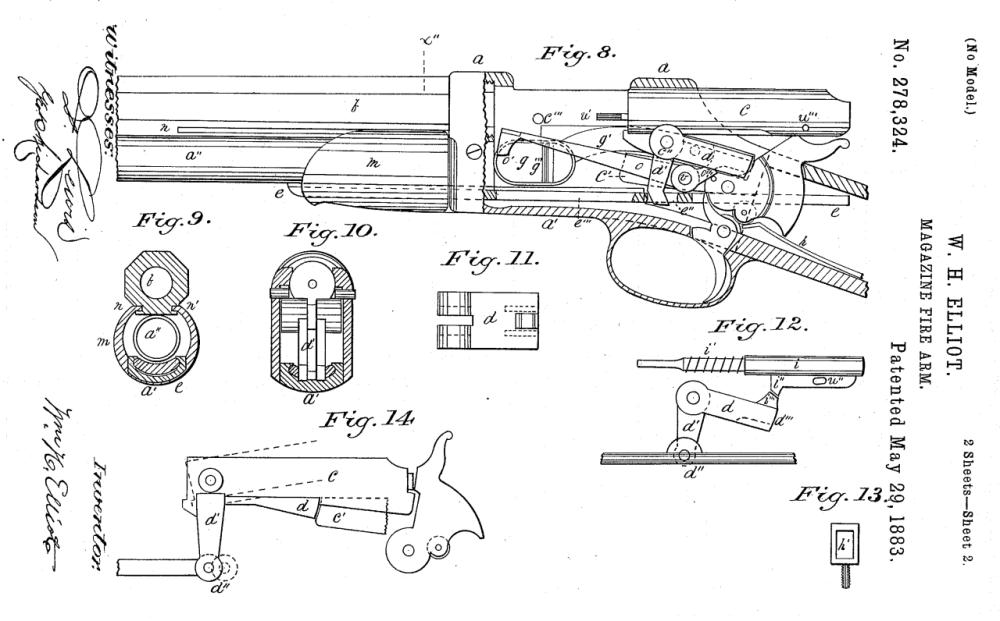 medium resolution of historical firearms colt lightning in the 1880s colt not content colt lightning diagram