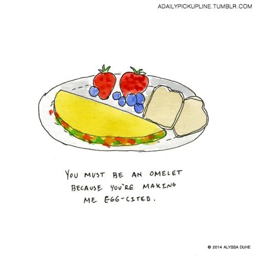 Breakfast Puns Tumblr