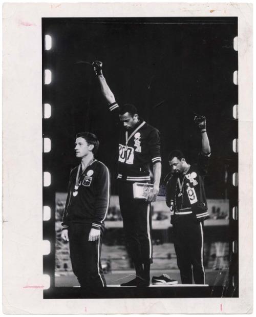 tumblr_pgpd032jeS1qz6f9yo1_500 50 years ago these days, Tommie Smith and John Carlos Random