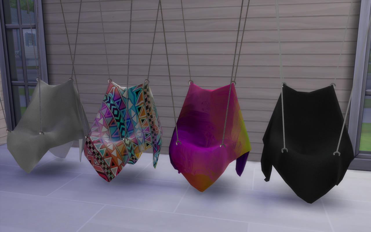 hanging chair the sims 4 plastic bar chairs bunnings ruby goth lindseyxsims recolors i really