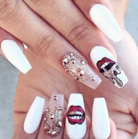 nail designs on Tumblr