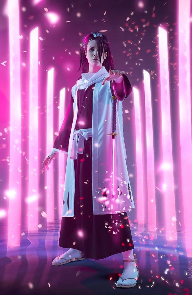 byakuya kuchiki costume tumblr