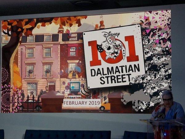 Disney 101 Dalmatians Street - Year of Clean Water