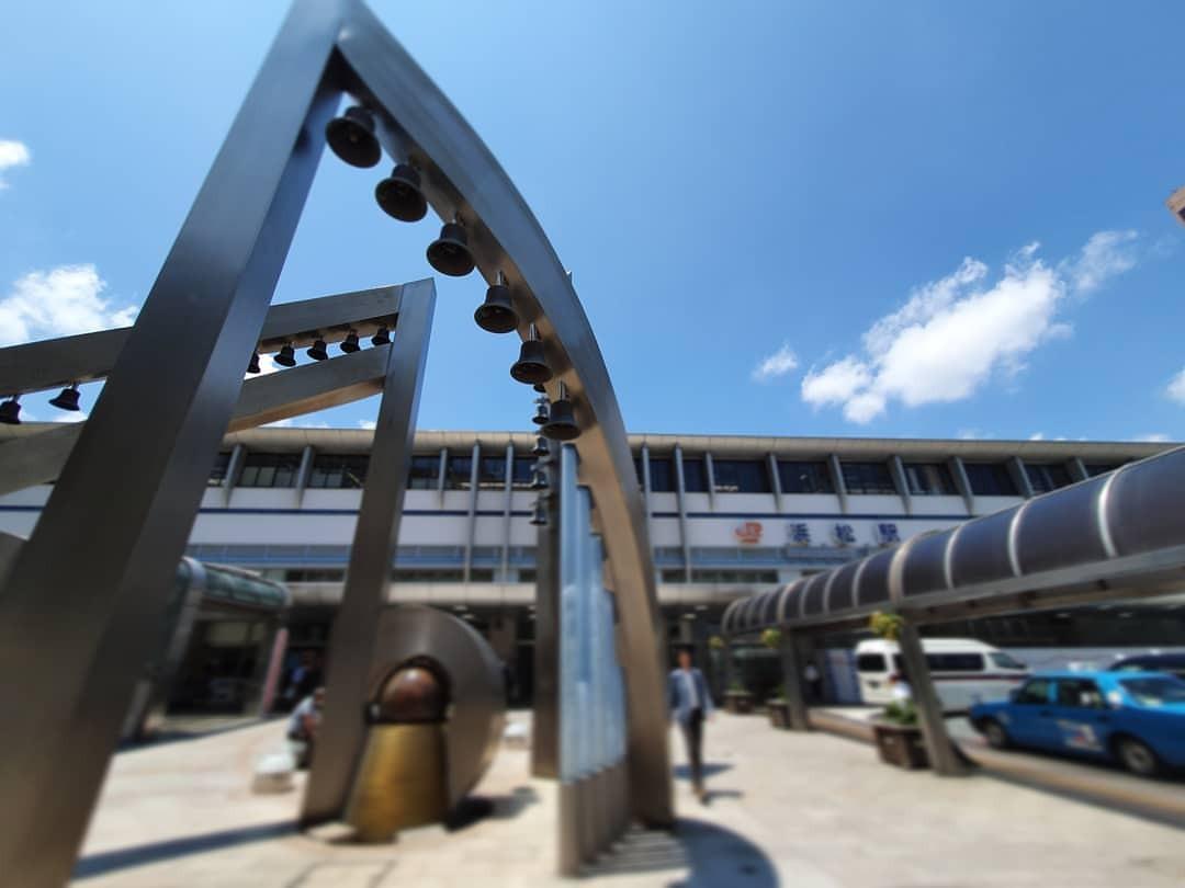 いい天気。 (浜松駅)https://www.instagram.com/p/Byou1ligqWI/?igshid=26ceqdlvrv42
