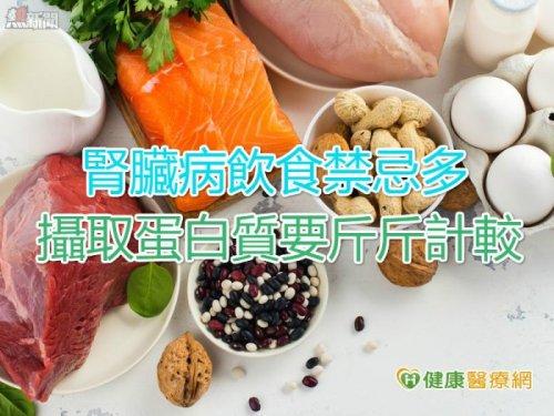 腎臟病飲食禁忌多 攝取蛋白質要斤斤計較? - Yahoo Food