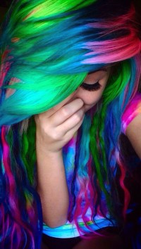 Beautiful And Colorful Hair - My favorite hair Ive done ...