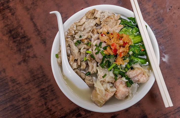 【舊時風味】四大油渣麵店 邊間最正? - Yahoo Food