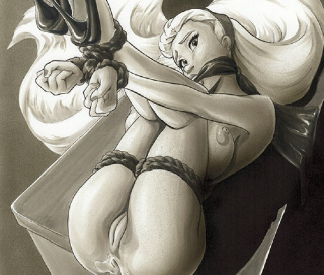 Fonte Shibariconcept Shibari Kinbaku Bondage Shibari Toons Dirty Princess