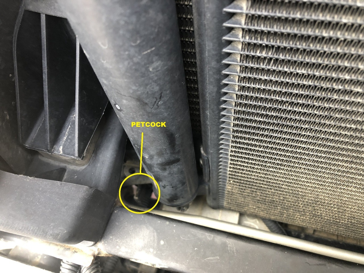 Jeep Jk Radiator Flush